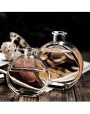 150ml香奈兒扁圓玻璃空瓶