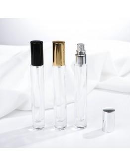10ml圓柱型香水分裝玻璃瓶