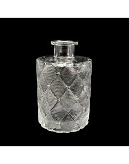 200ml菱形雕刻花薰香瓶