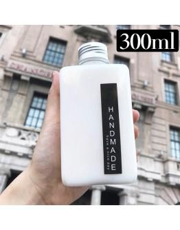 PET-300ml網紅方形髒髒瓶