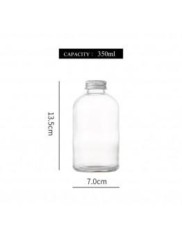 350ml廣口玻璃瓶