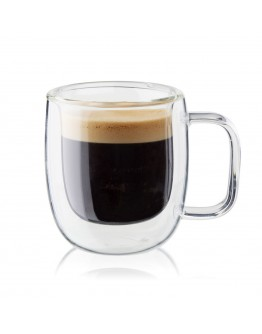 250ml雙層隔熱玻璃杯
