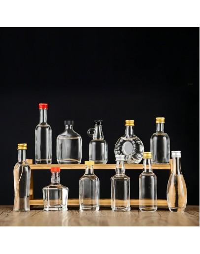 50ml 鋁蓋小玻璃瓶
