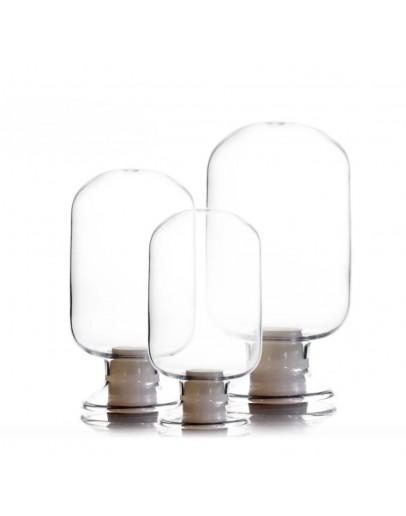 圓頂玻璃種子瓶