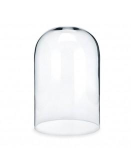 圓型玻璃罩直徑18cm