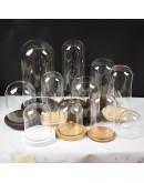 圓型玻璃罩直徑07cm