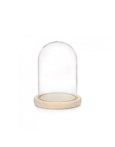圓型玻璃罩直徑06cm