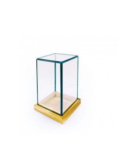 北歐幾何玻璃花房H款(小)