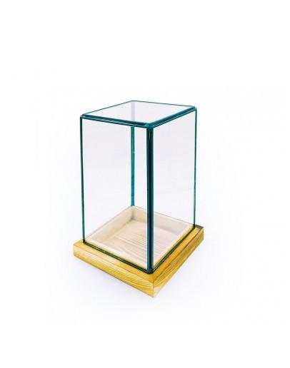 北歐幾何玻璃花房G款(大)