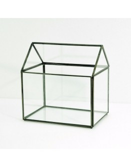 北歐幾何玻璃花房A款