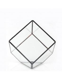北歐幾何玻璃花房D款