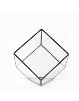 北歐幾何玻璃花房E款