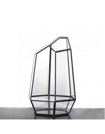 北歐幾何玻璃花房I款