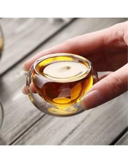 雙層玻璃杯50ml
