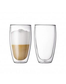 雙層玻璃杯450ml