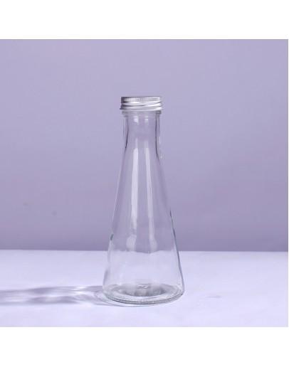 350ml錐型玻璃瓶
