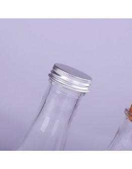 鋁蓋350ml錐型玻璃瓶