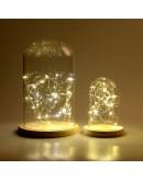 火樹銀花 LED夜燈 直徑09cm