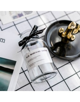 125ml 透明玻璃花瓶
