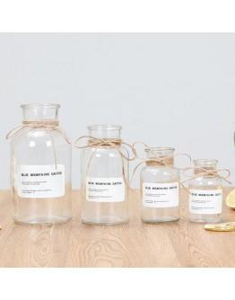 250ml 透明玻璃花瓶