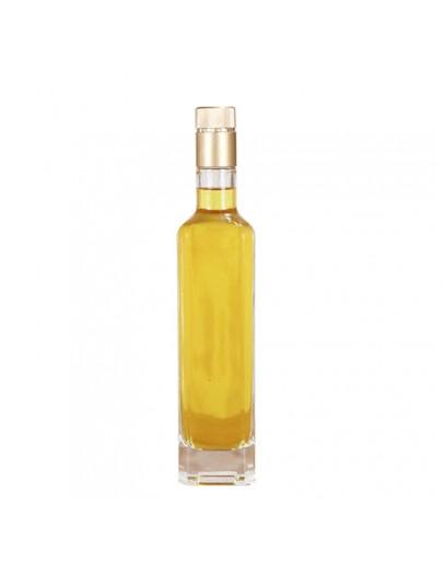 方形橄欖油透明玻璃瓶250ml