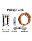 火樹銀花USB遙控款