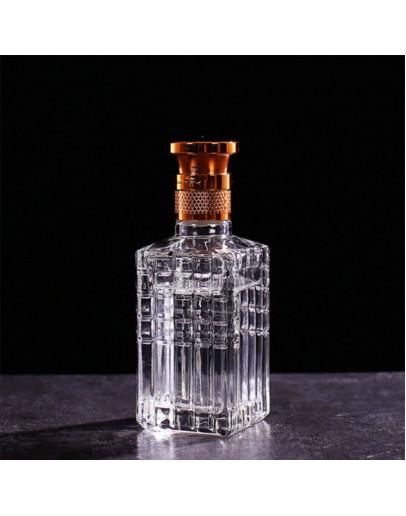 100ml 方鑽玻璃瓶