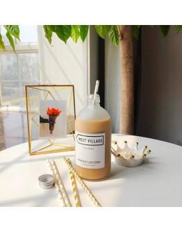 500ml磨砂|透明玻璃瓶