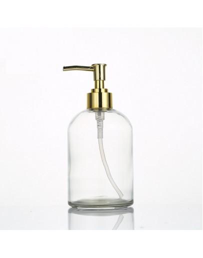 450ml玻璃按壓式分裝瓶