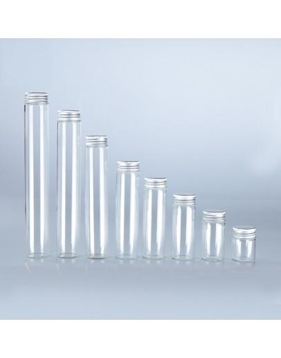 高硼硅鋁蓋試管玻璃瓶直徑30mm