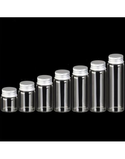 高硼硅鋁蓋試管玻璃瓶直徑37mm