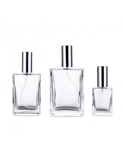 30ml扁方型噴霧香水玻璃瓶
