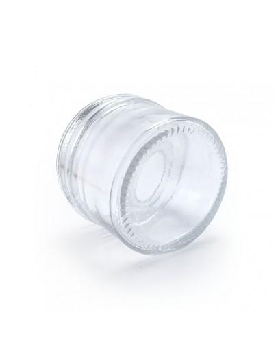 寬口玻璃果醬瓶魚子醬瓶
