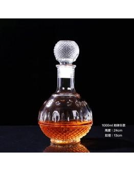 1000ml XO玻璃瓶