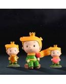 小王子療癒系列-環抱星星
