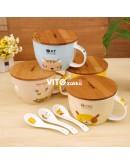 陶瓷泡麵碗