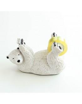 北極熊膠帶台