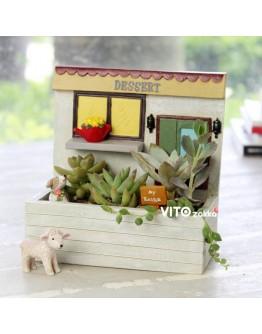 我的花園房子格塔里亞甜點屋