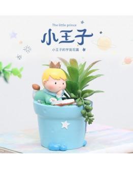 花園小王子微景觀花盆
