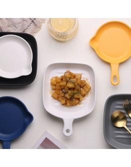 烘焙焗烤方盤霧面釉