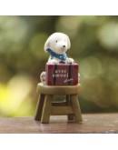 小狗旅行箱凳子微景觀創意花插