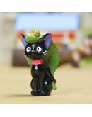 黑貓微景觀花插