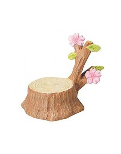 櫻花樹櫻花物語小樹樁