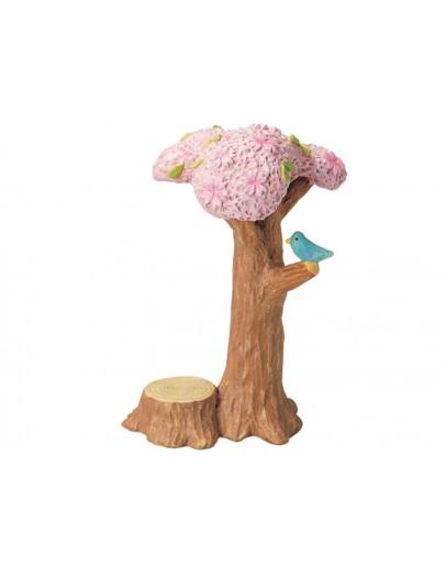 櫻花樹櫻花物語大樹樁